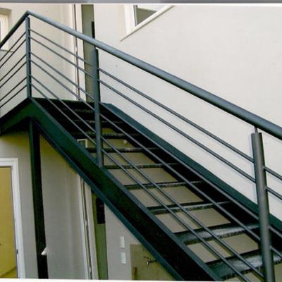 escada esterna