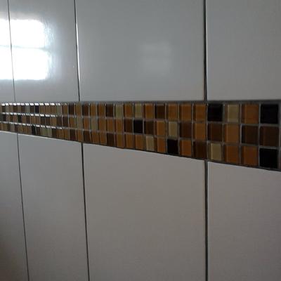 faixa de banheiro
