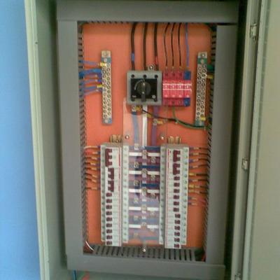 FFS Quadro de Disjuntores Instalado USP.ENG ELETR.