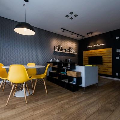 Projeto de Interiores - Sala Comercial - Empresa de Fotografia