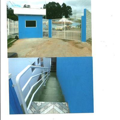 Guarita de Vigilância e Portão Metálico