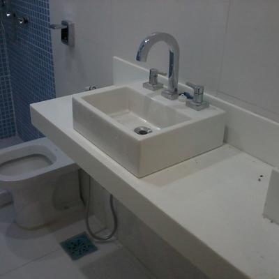 banheiro pronto
