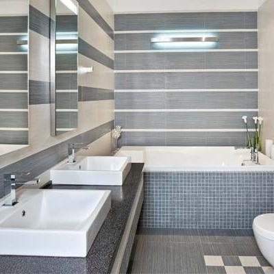 Banheiro com hidromassagem