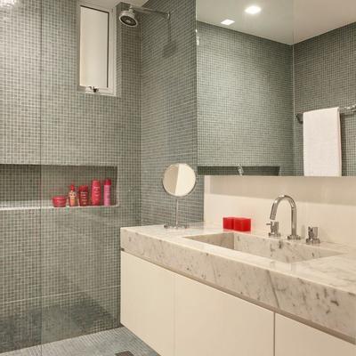 Banheiro de alto padrão