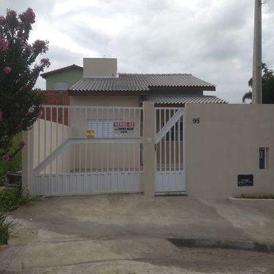 Casa Terrea Acabada Após 3 meses do inicio