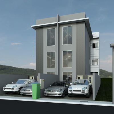 Casa Geminada - Residência Multifamiliar