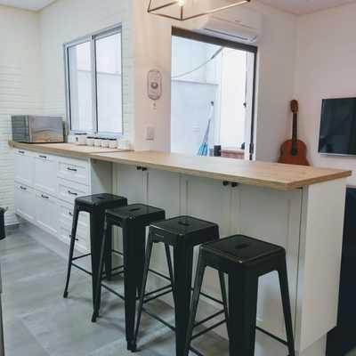 cozinha escandinavo
