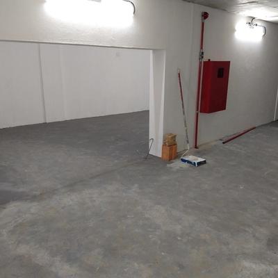 Reforma de piso mezanino