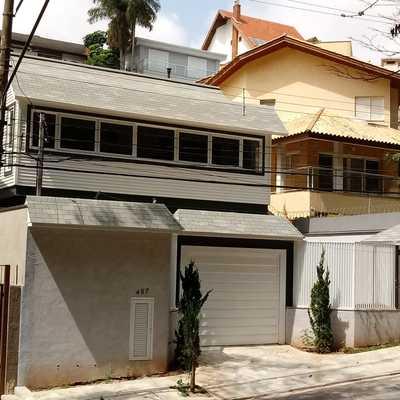 Casa em STEEL FRAME MAMUTE
