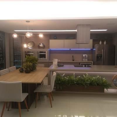 Cozinha Gourmet - Romanzza Home Tijuca