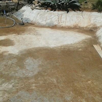 Impermeabilização com manta asfaltica