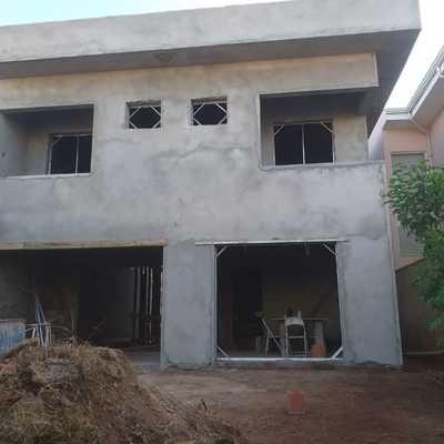 Casa Moderna em Paulínia Fundo