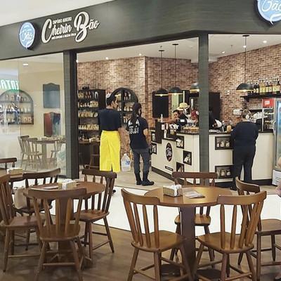 Cafeteria Shopping - Franquias