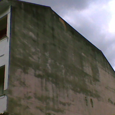 Inicio de restauração interna e fachada no edifício.