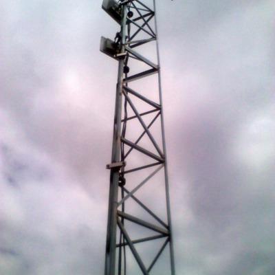 Instalação de Antena Wirelles Outdoor
