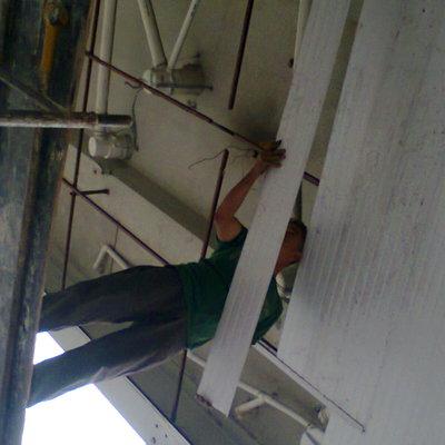 Instalação de Forro PVC