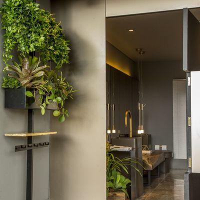 Acesso Toilette Funcional Casa Cor, Curitiba