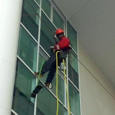 RopeSafe Manutenção Vertical