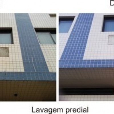 Lavagem Predial