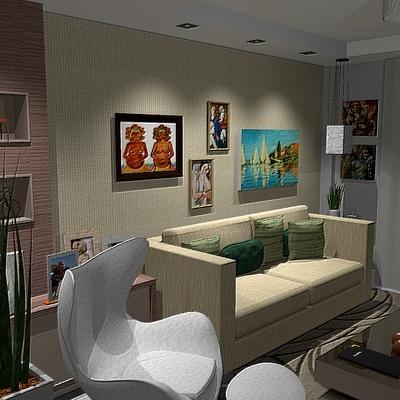Apartamento casal jovem