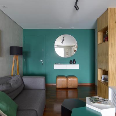 Apartamento DJP   Pinheiros - Estar