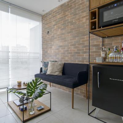 Apartamento DJP   Pinheiros - Varanda