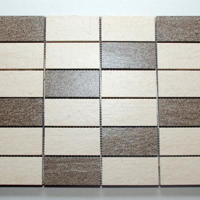 mosaico tibet brown sand II