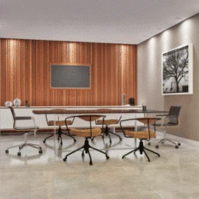 Escritório - Sala de Reunião
