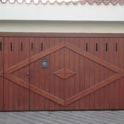 pintura de portão