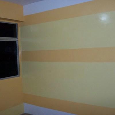 pintura realizado em escritório da herbalife
