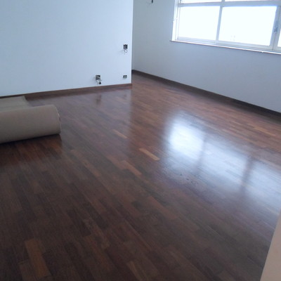 piso  de  madeira  taco