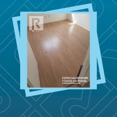Instalação de piso laminado Eucafloor Evidence Click 2G
