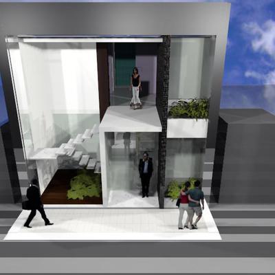 Projeto Arquitetônico Clínica