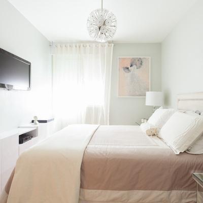 Apartamento Apinajés - dormitório