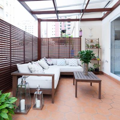 Apartamento Apinajés - Varanda