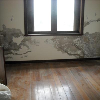 Reforma em paredes - Casa Belvedere/BH