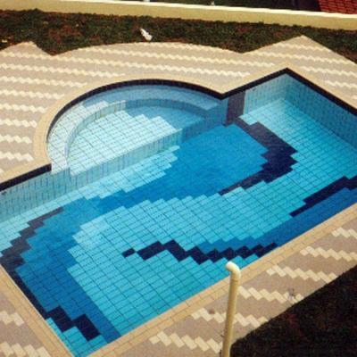 Revestimento de piscina