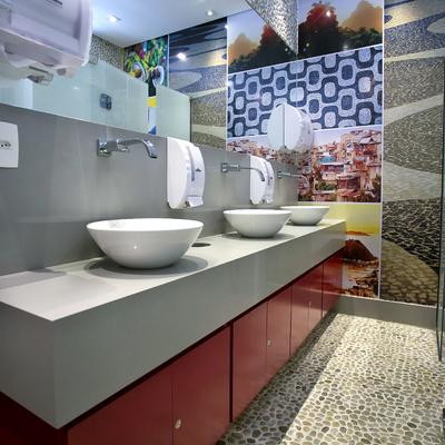 Banheiro Comercial