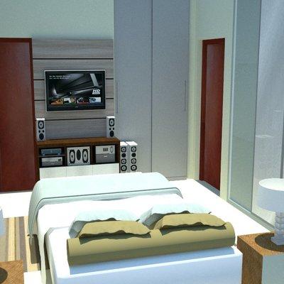 projeto de interior