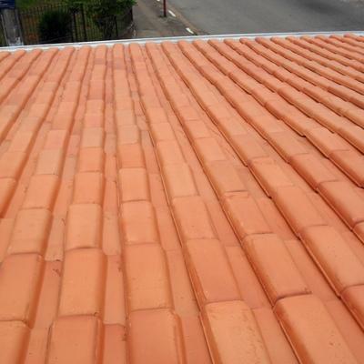 telhados romana