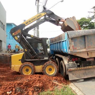 Nosso Negócio Engenharia e Construção.