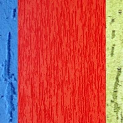 Texturas: Grafiato ou Relevo