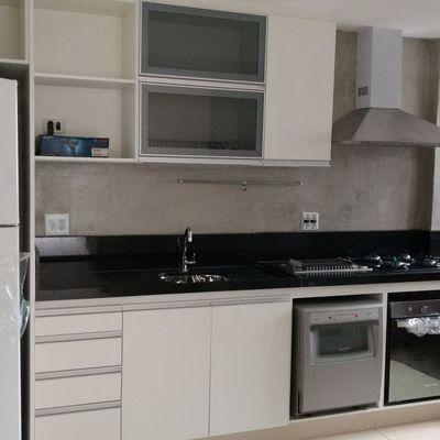 Cozinha montada