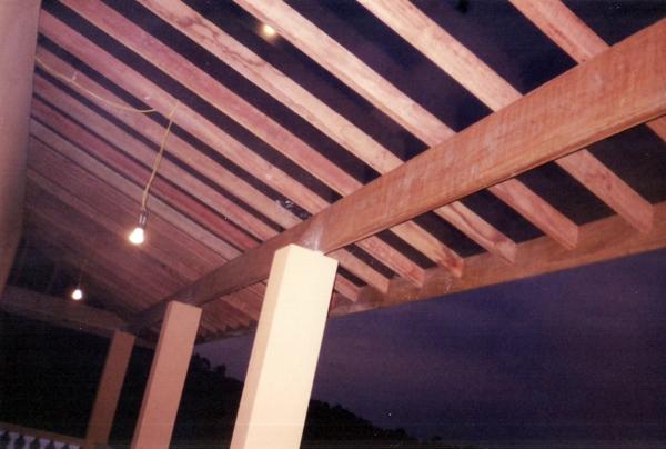 madeiramento para telhado residencial colonial