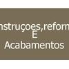 SAG Construções, Reformas e Acabamentos