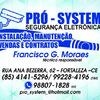 Pro System Seguranca Eletronica