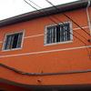 Concretar a frente da casa , +/- 2.5mts por 8 cm de altura