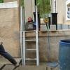 Fornecer material para Construir Muro
