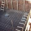 Construção de base para gerador residencial em taboão da serra, sp