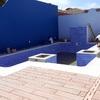 Consertar a borda rasgada da minha piscina